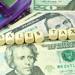 Dice spelling Sales Tax